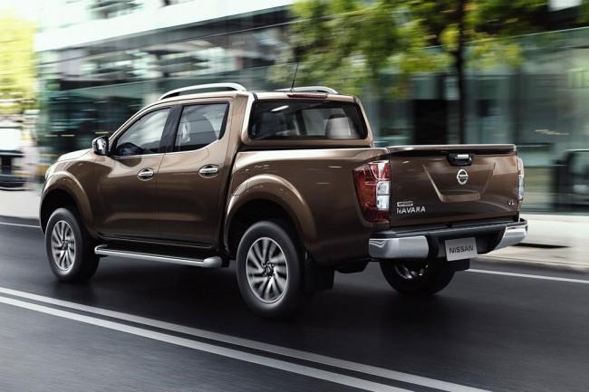 Nissan Navara 2015 новый кузов