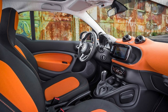 Фото салона Смарт ForTwo 3