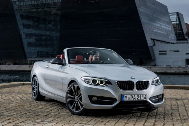 BMW 2-Series Convertible (F23)
