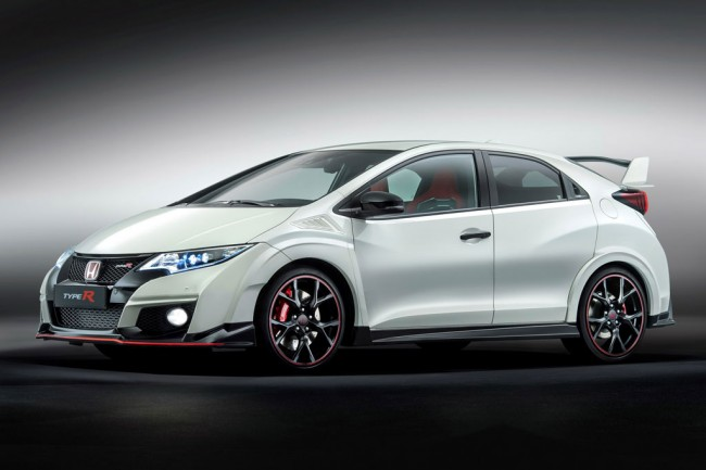 Honda Civic Type R 2015 фото