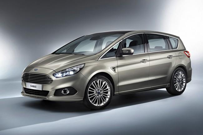 выпуск нового ford s-max