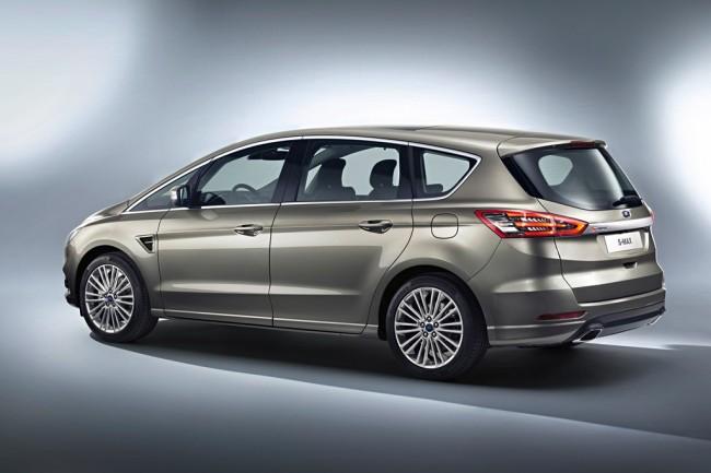 Ford - S-MAX - Технически характеристики, Разход на гориво