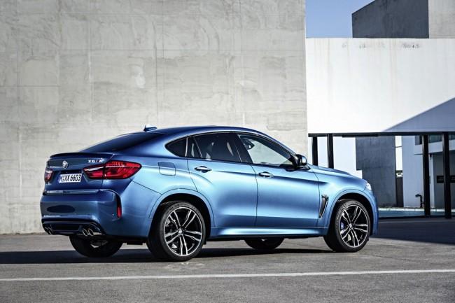 BMW X6 : Технические характеристики