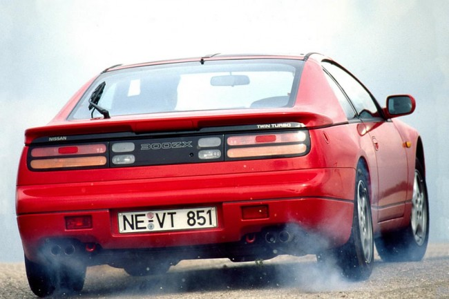 Nissan 300ZX Twin-Turbo фото