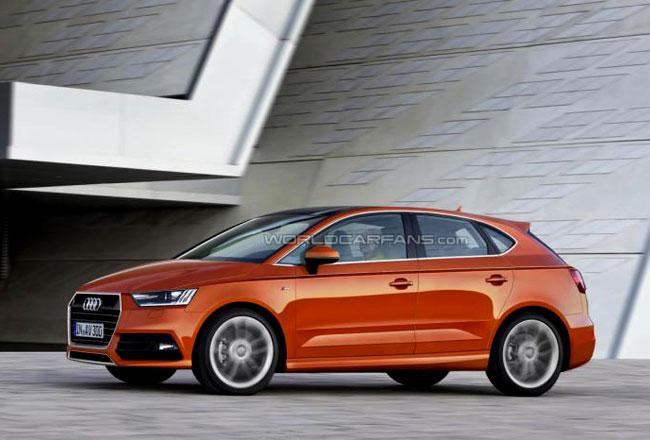 Немцы планируют превратить Audi A3 в компактвен Vario
