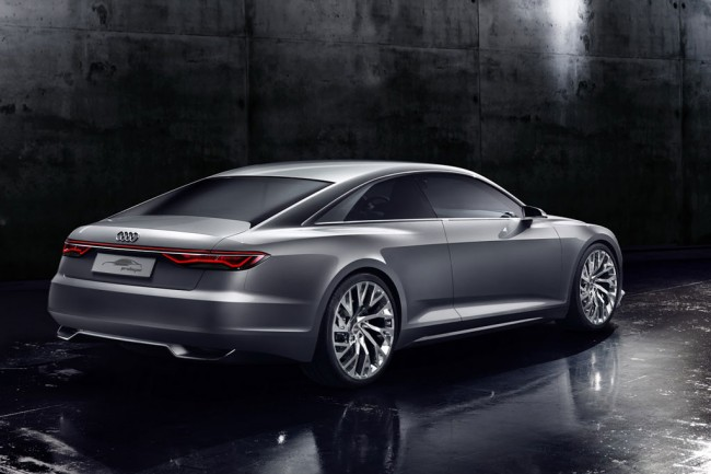 Прототип Audi Prologue