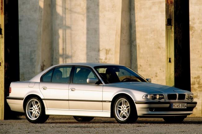 BMW 740d e38 технические характеристики