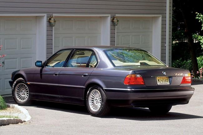 BMW 740i e38 за 250к