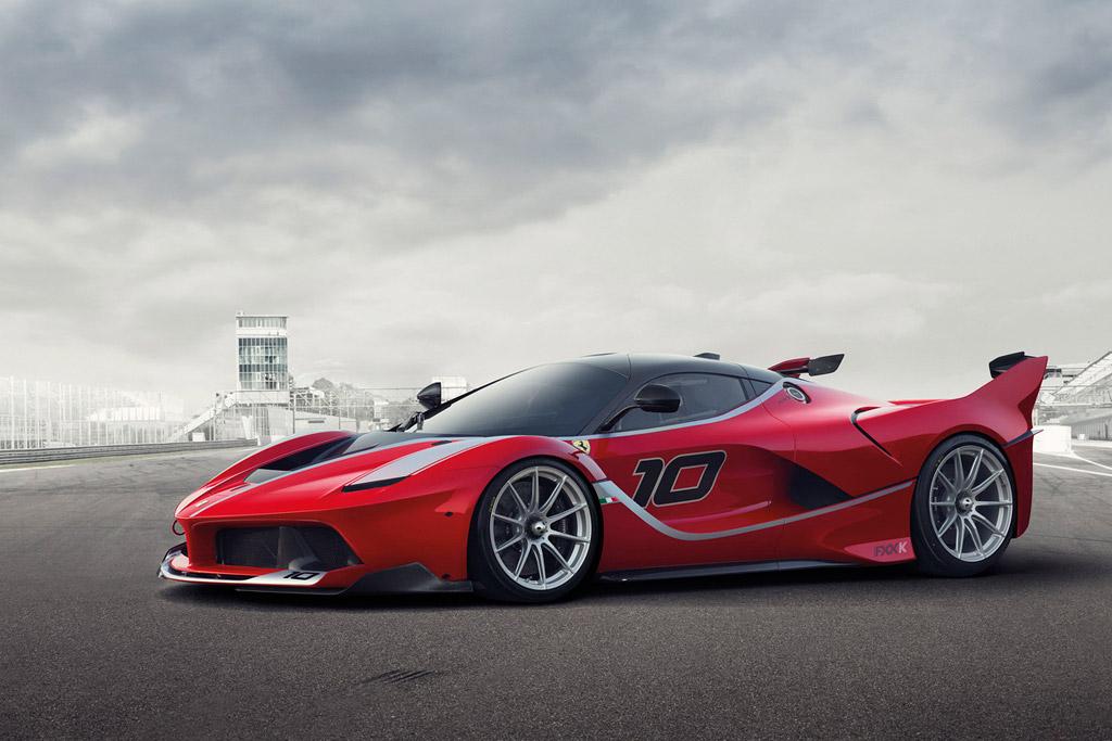 Ferrari Laferrari Xx фото