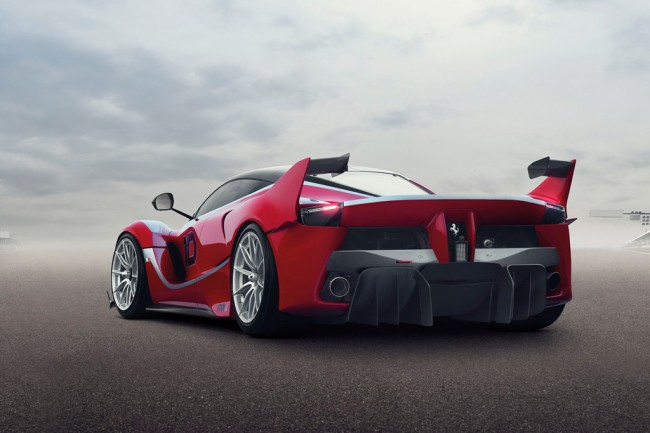 Ferrari fxxk price