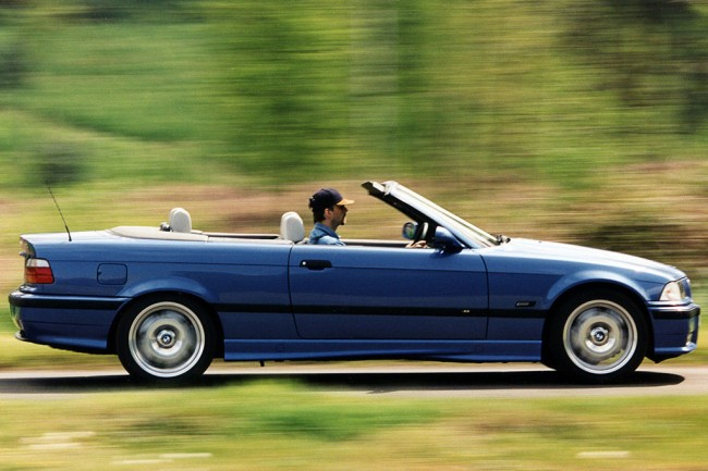 где на BMW e36 номер кузова