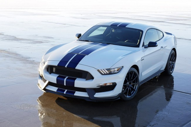 Новый Ford Mustang Shelby GT350