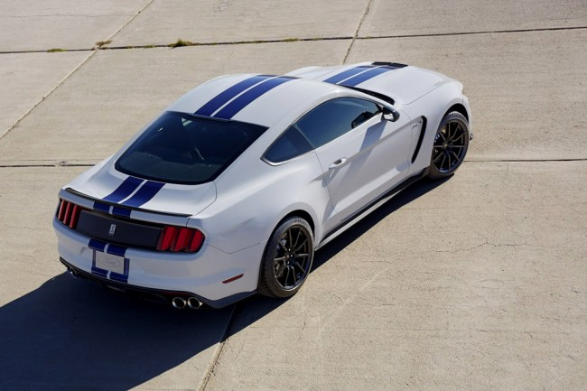 Ford Shelby GT350 Mustang 2016 фото
