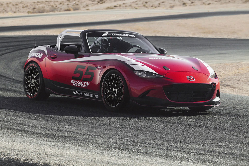 Mazda MX-5 Cup 2016