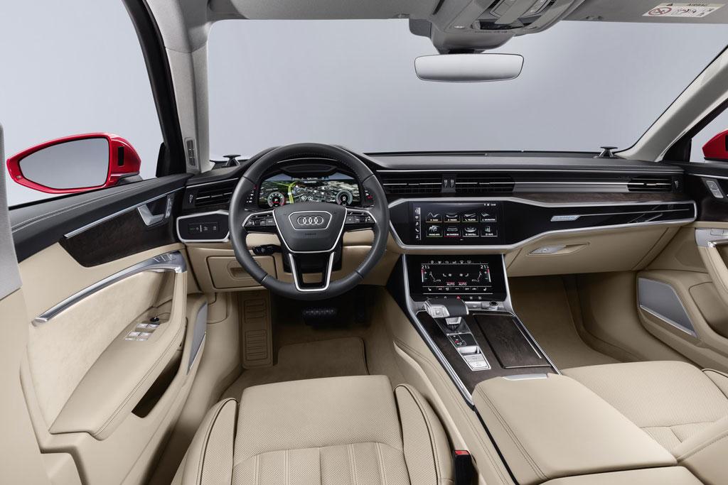 ауди а6 2019 фото цена характеристики новой модели Audi A6 C8