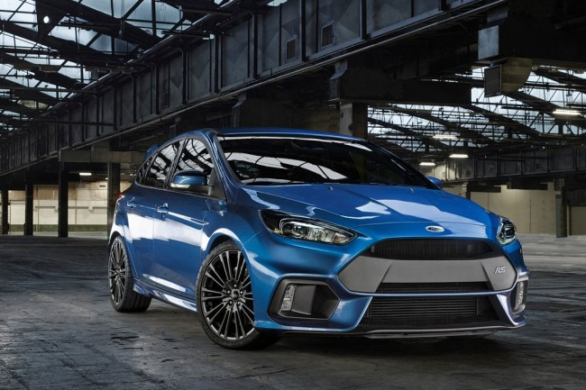 Ford Focus RS 3 2016 фото