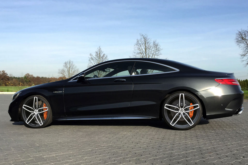 мерседес s 63 coupe