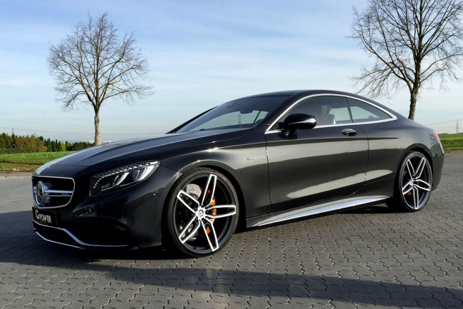 Mercedes-Benz S 63 AMG Coupe от ателье G-Power