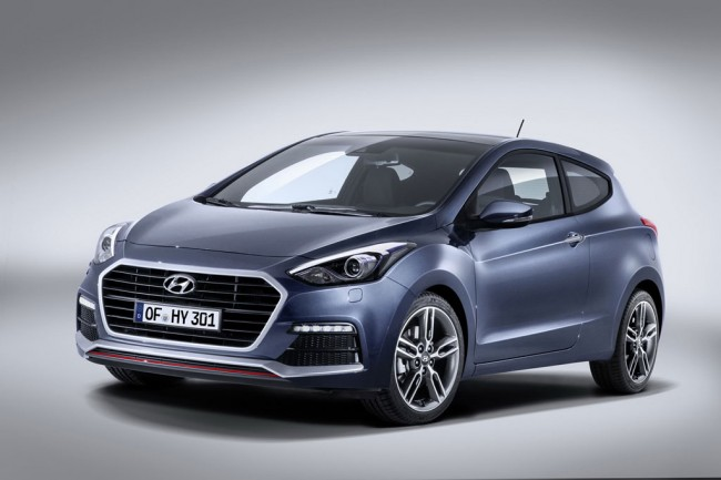 Hyundai i30 Turbo 3D