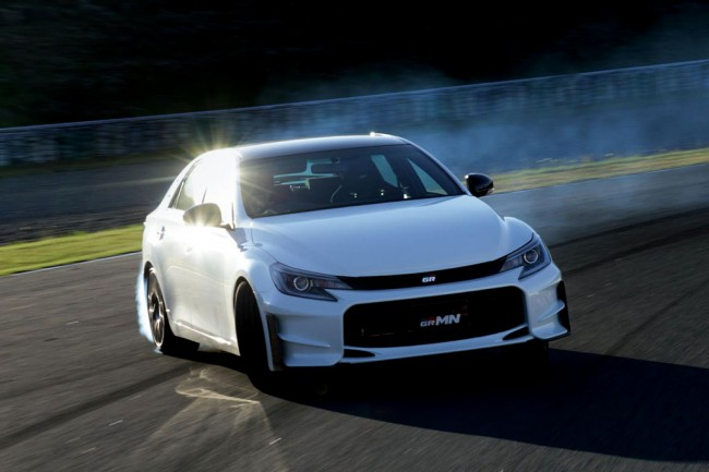 Toyota Mark X GRMN от Gazoo Racing