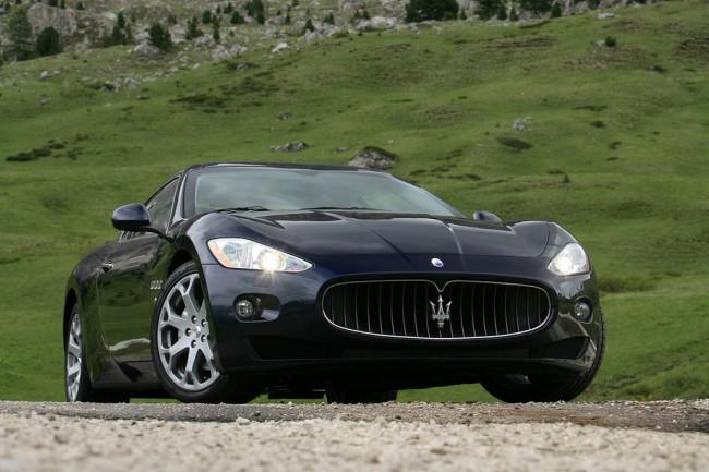 Maserati granturismo specs