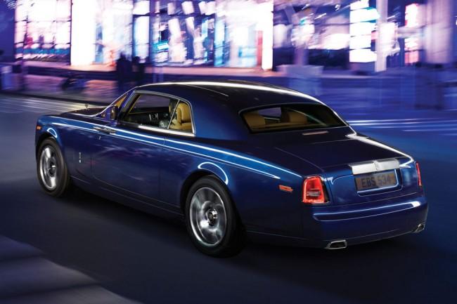 Rolls-Royce Phantom: цена, технические характеристики ...