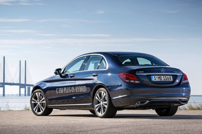 Mercedes-Benz C350 Plug-in-Hybrid