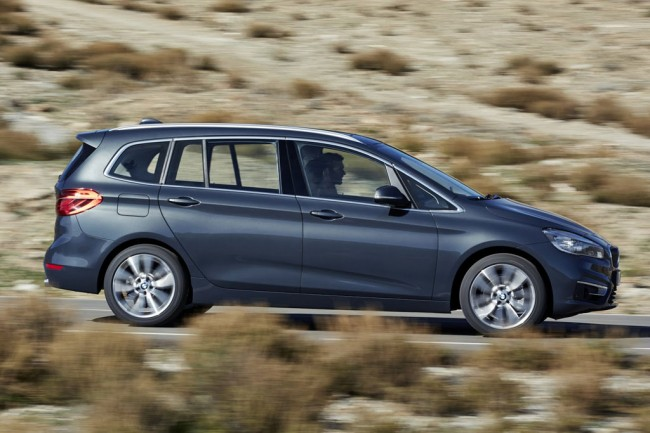 BMW 2-Series Gran Tourer фото
