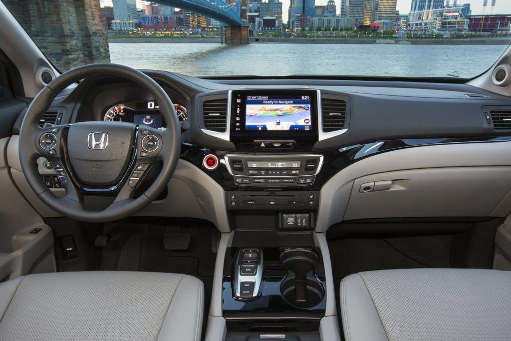 Honda Pilot 2017 отзывы владельцев об автомобиле Хонда