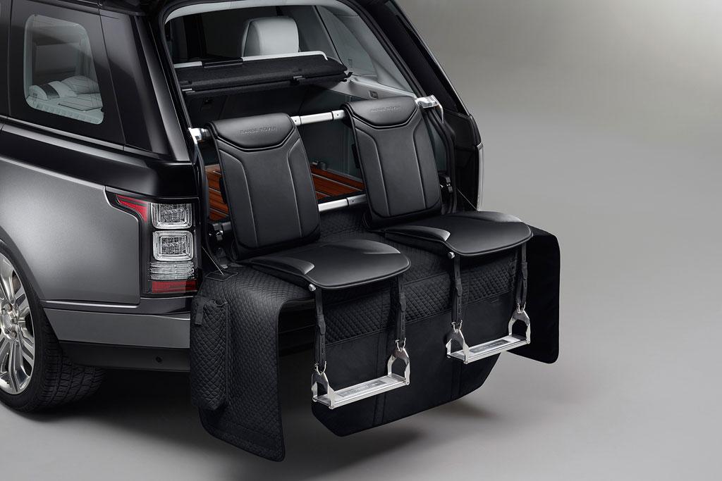 Range Rover V8 SVAutobiography Long