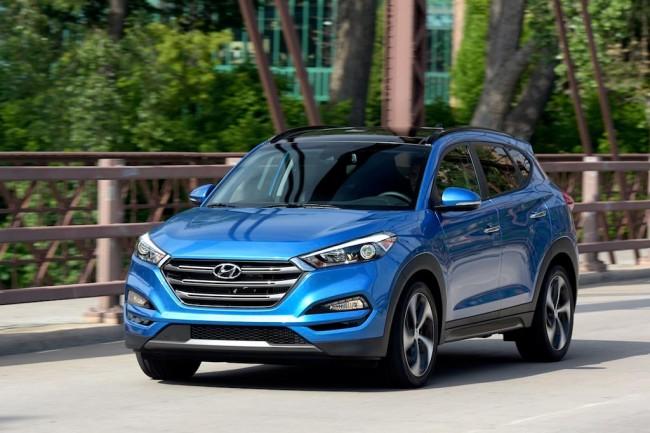 Новый Hyundai Tucson III 2016