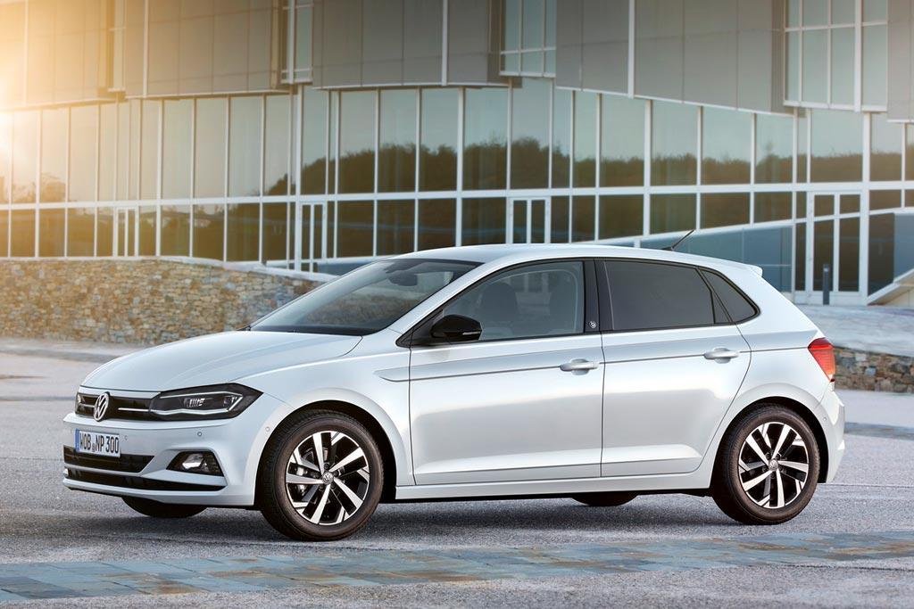 Новый Volkswagen Polo 6 поколения
