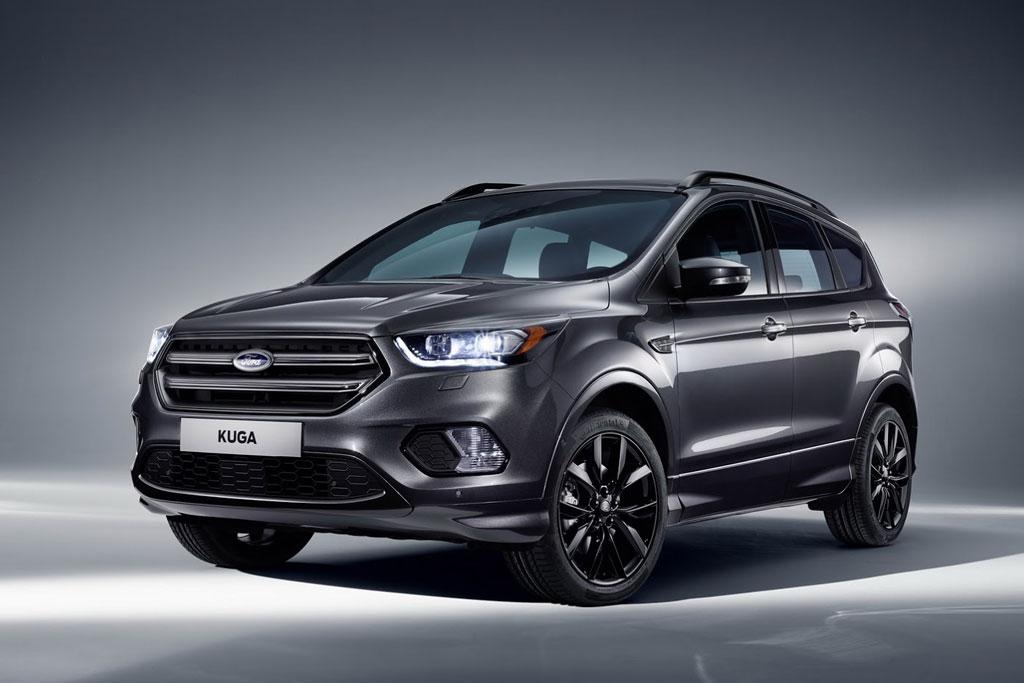 Ford Kuga 2017 года