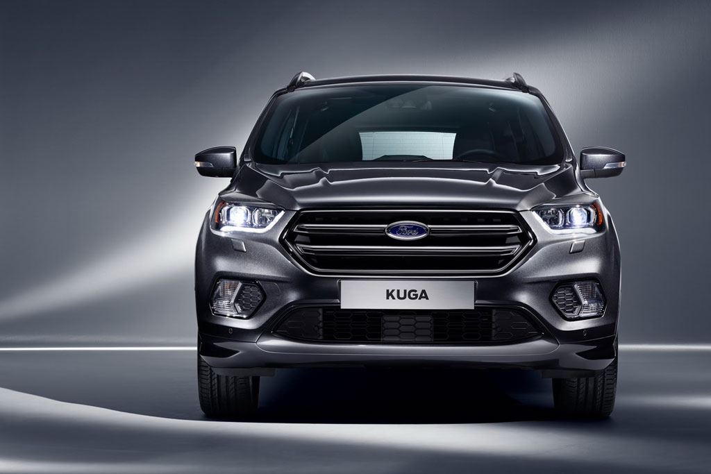 Новый Ford Kuga 2018