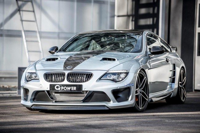 BMW Hurricane CS ultimate от G-Power
