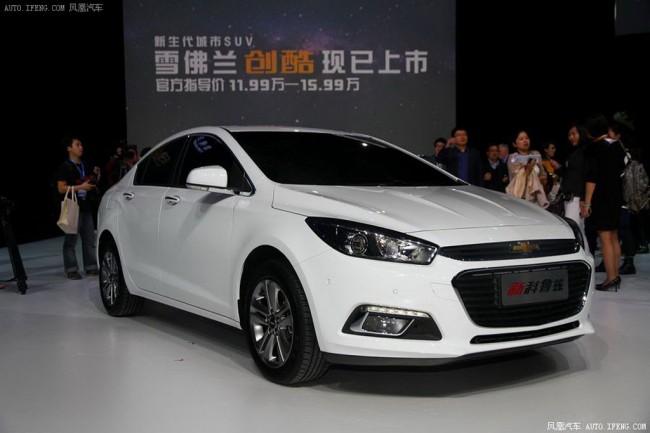 Новый Chevrolet Cruze 2