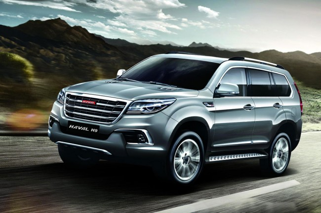 Haval H9 фото