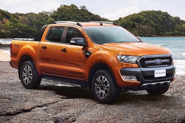 Ford Ranger Wildtrak 2016