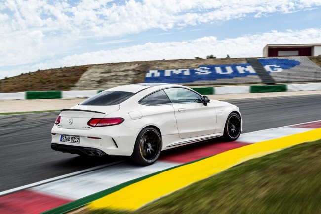 Mercedes-AMG C63 S Coupe