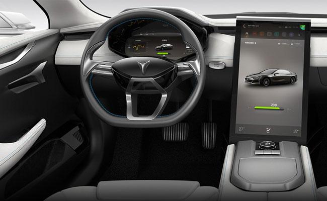 Конкурент Tesla анонсировал электрокар, который будет ...