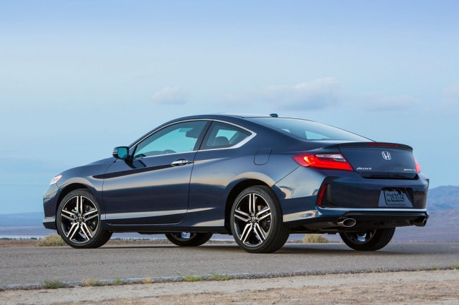 Honda Accord Coupe 2016 фото