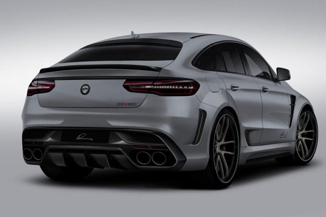 Фото Mercedes GLE Coupe CLR G 800