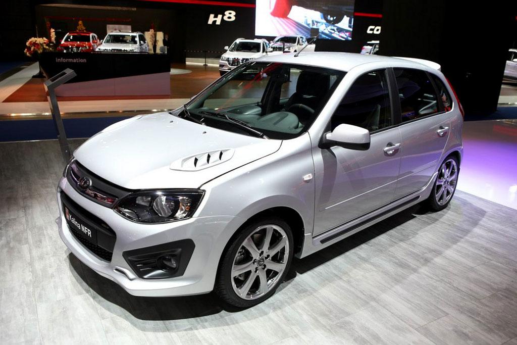 Новая Lada Kalina 2019 - фото, характеристика, цена
