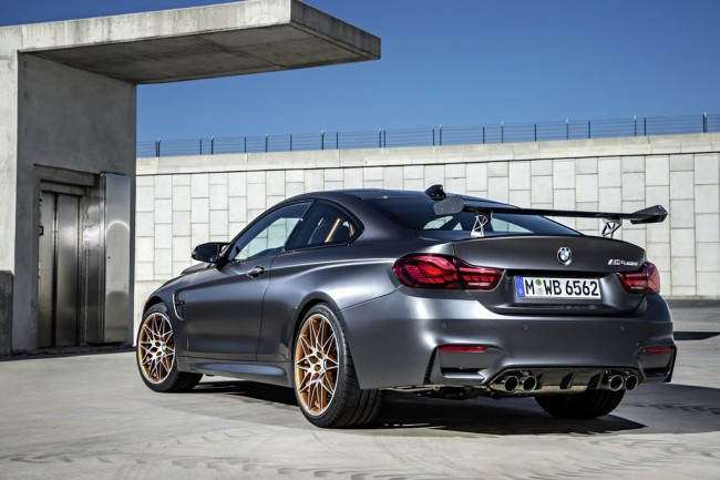 BMW M4 Coupe GTS 2016