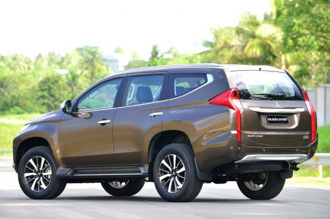 Мицубиси Паджеро Спорт 2017 в новом кузове