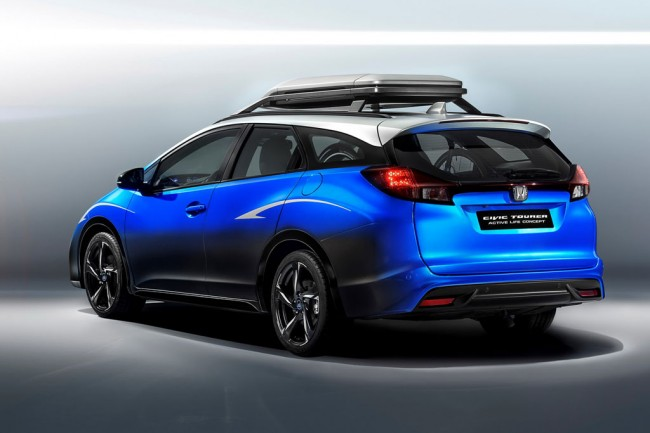 Honda Civic Active Life Concept