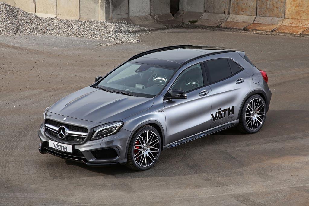 Mercedes gla 2018 фото