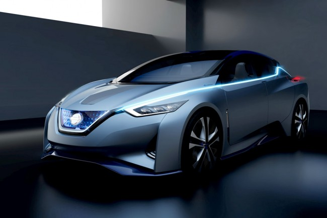 Nissan IDS Concept фото