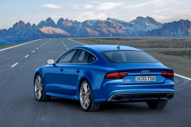 Audi RS7 Sportback Performance фото