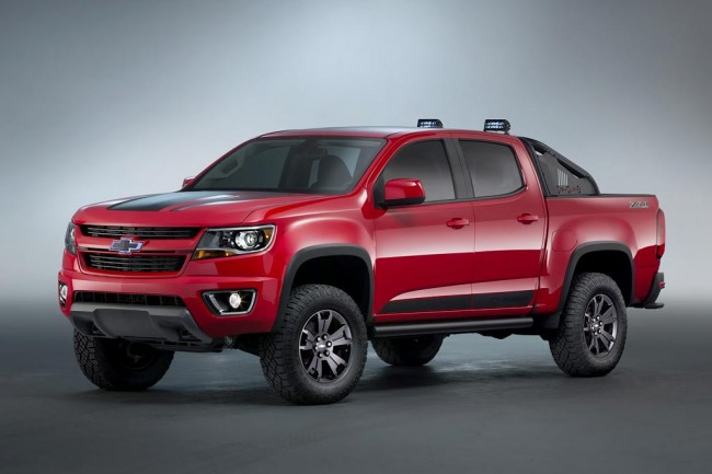 Chevrolet Colorado Z71 Trail Boss 3.0